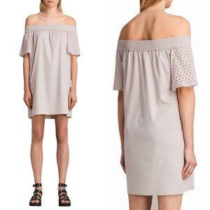 All Saints Livia Dress, Size Small